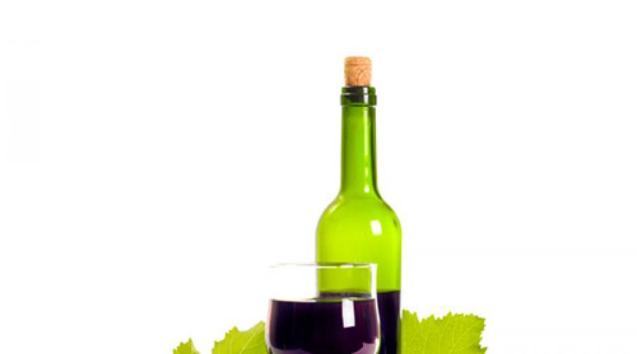 Как остановить брожение домашнего вина - 4 популярных способа