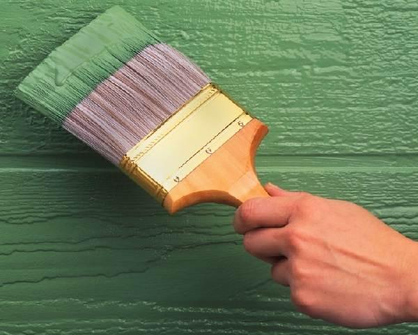 Резиновая краска для дерева: особенности и все, что нужно знать перед покраской