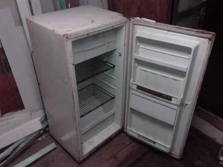 куда сдать холодильник