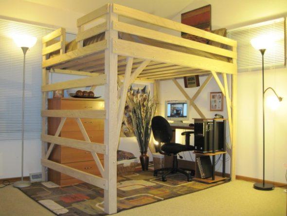 Двухъярусная кровать: функциональность, безопасность и выбор места. 114 фото двухъярусных кроватей в интерьере