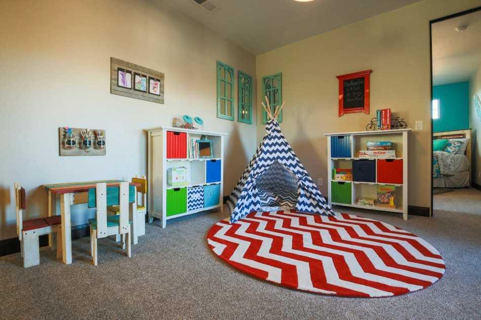Маленькая детская комната — секреты оригинальной планировки и размещения элементов интерьера (125 фото)