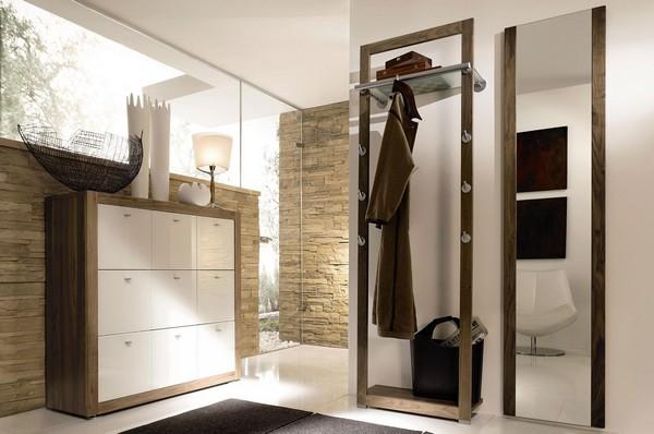 дизайн коридоров и прихожих в квартире