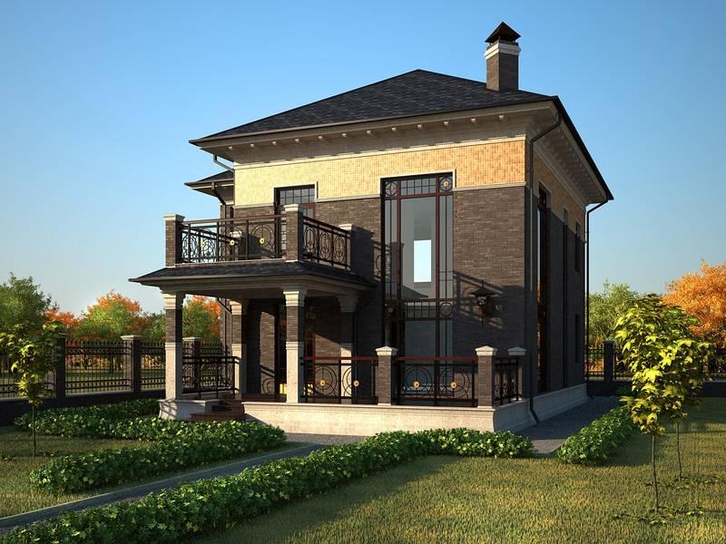 построить дом цена под ключ