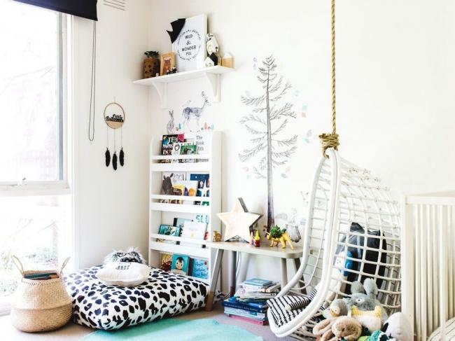 детская комната для детей