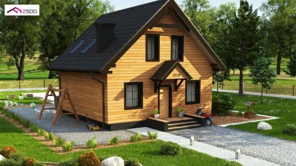 z500 проекты одноэтажных домов
