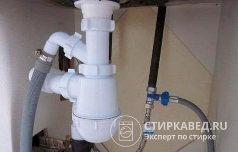 Как установить стиральную машину своими руками - vodatyt.ru
