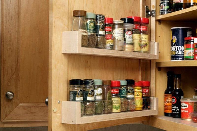 порядок на кухне идеи