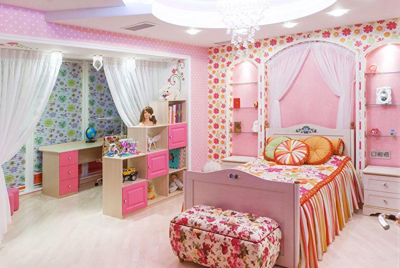 Дизайн маленькой детской комнаты – максимум удобства и комфорта (+75 фото, видео)
