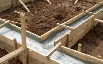 Заливка бетона зимой: особенности, плюсы и минусы, методы