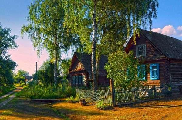 купить дом в селе