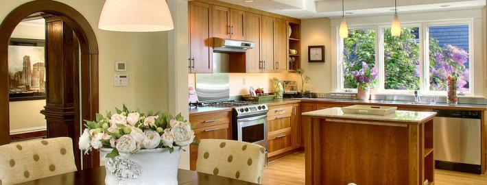Дизайн кухни-гостиной 500+ фотографий