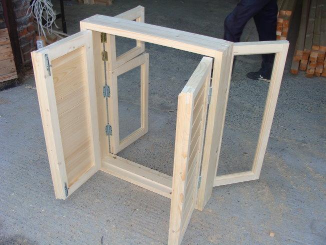 деревянные евроокна производство