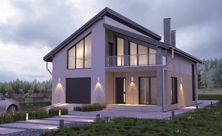 дом 9 на 12 одноэтажный планировка