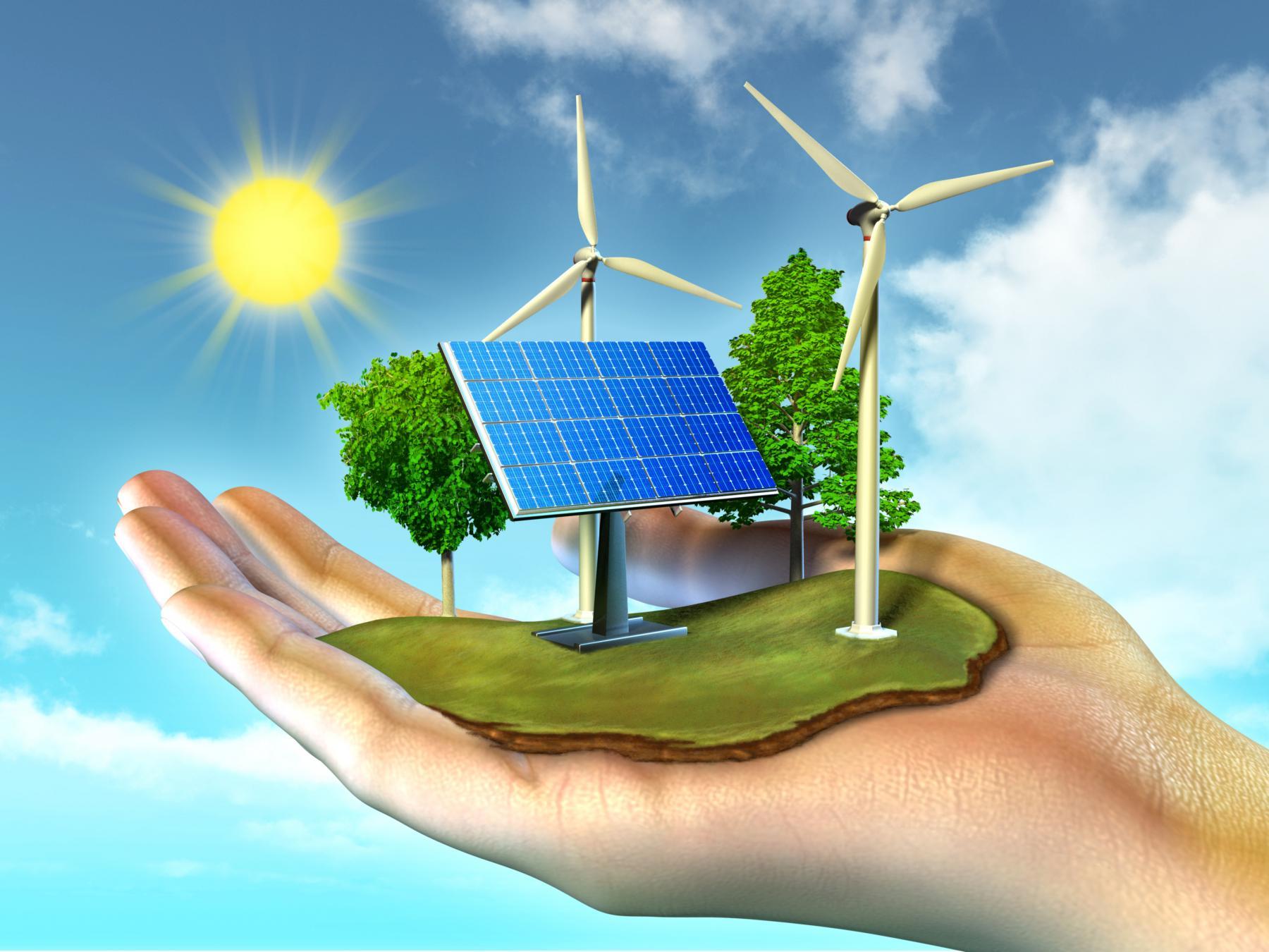 Виды энергии используемые человеком и их источники