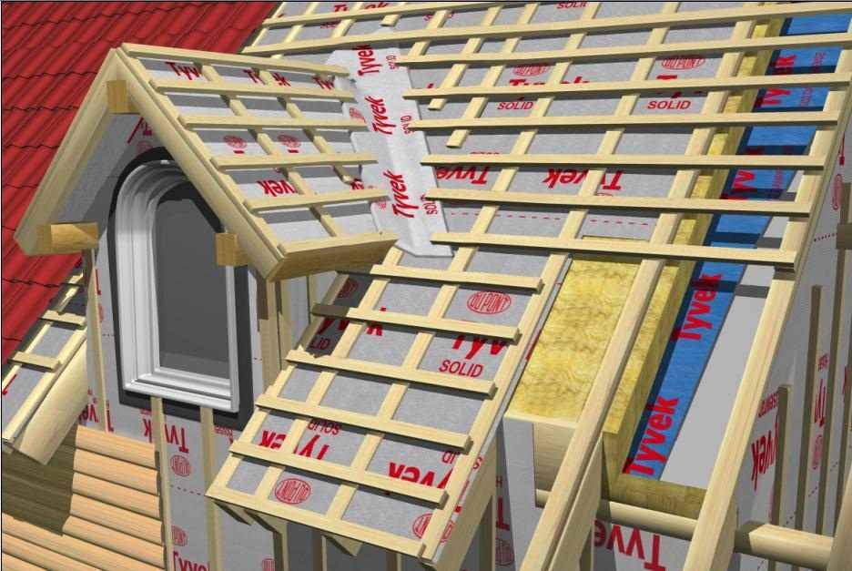 Как покрыть крышу металлочерепицей своими руками правильно