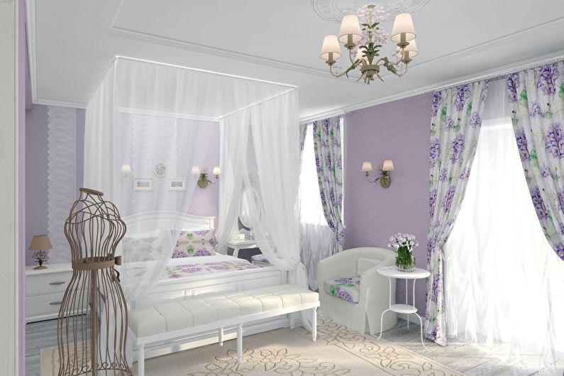 шторы в стиле прованс фото