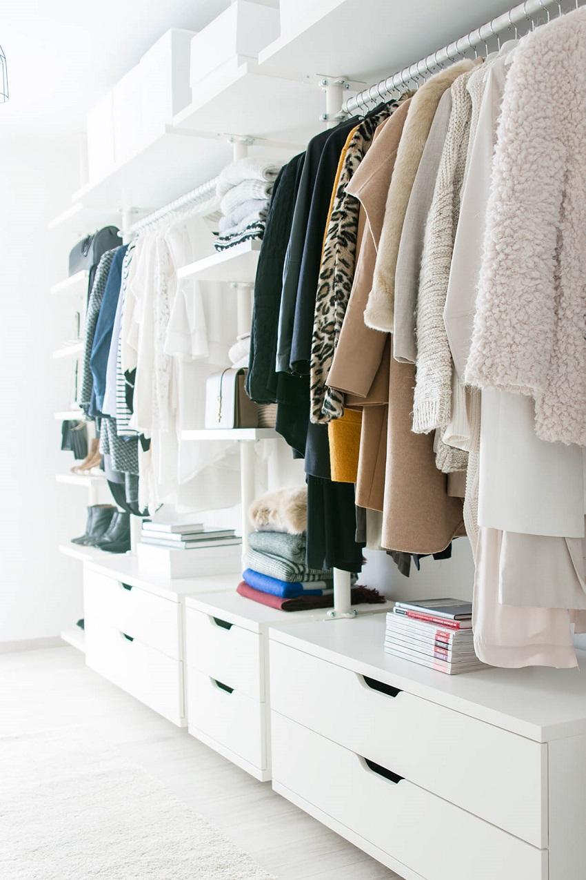 Гардеробные системы для квартиры: виды конструкций, лучшие бренды, 3d фото дизайна