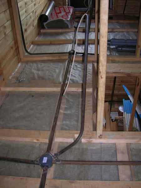 Открытый и скрытый способы прокладки электропроводки, особенности выполнения монтажа