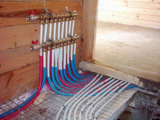 отопление в своем доме