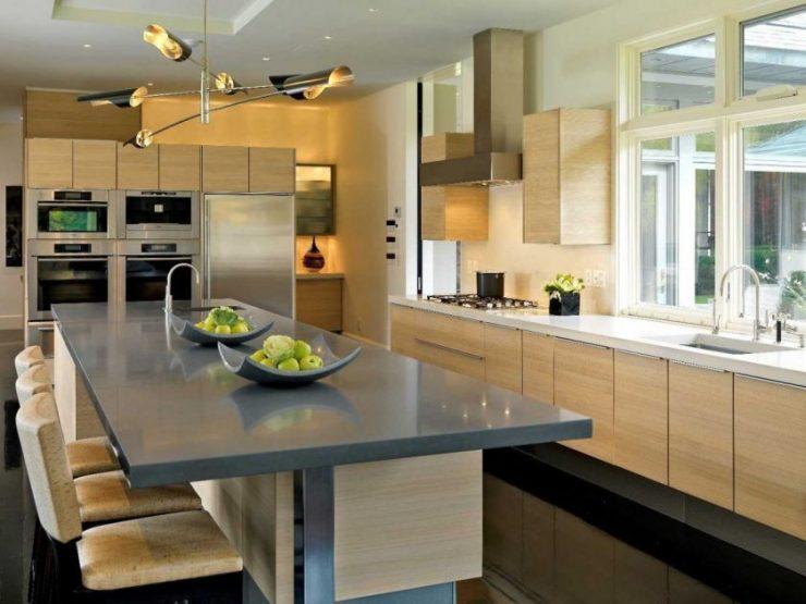 100 лучших идей дизайна: кухня в частном доме на фото