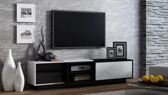 парящая тумба под телевизор