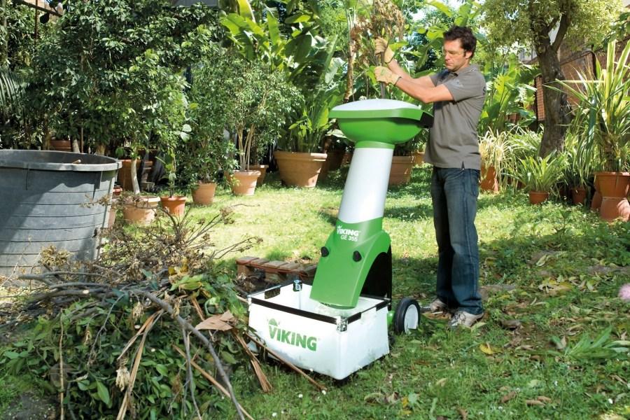 5 лучших садовых электрических измельчителей веток - рейтинг моделей, цены, отзывы, инструкции