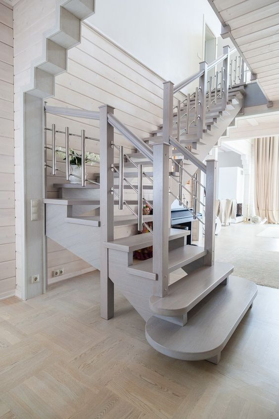 лестница на второй