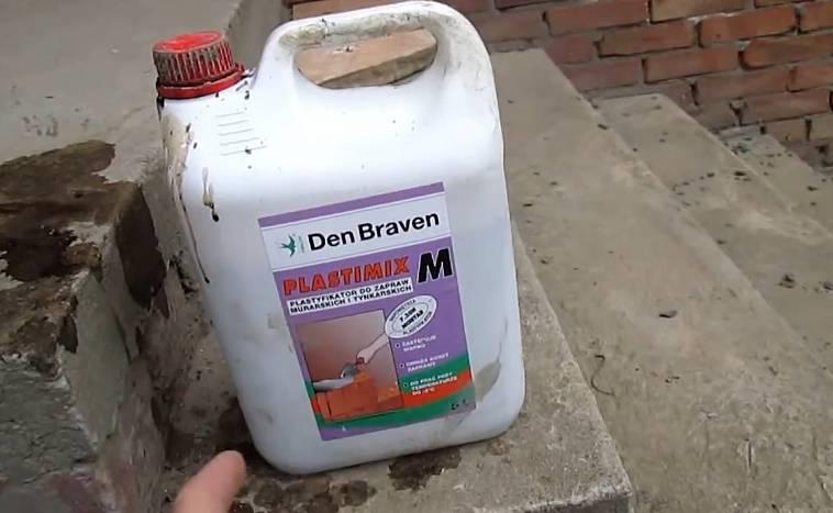 обработка бетона от разрушения на улице