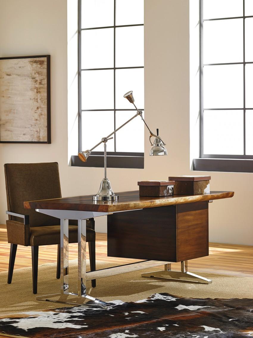 Дизайнерские компьютерные столы — особенности моделей
