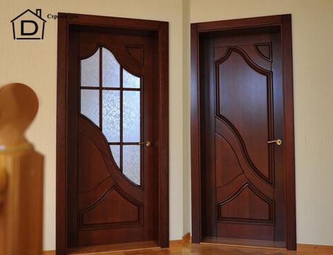 Установка межкомнатных дверей - рассматриваем со всех сторон