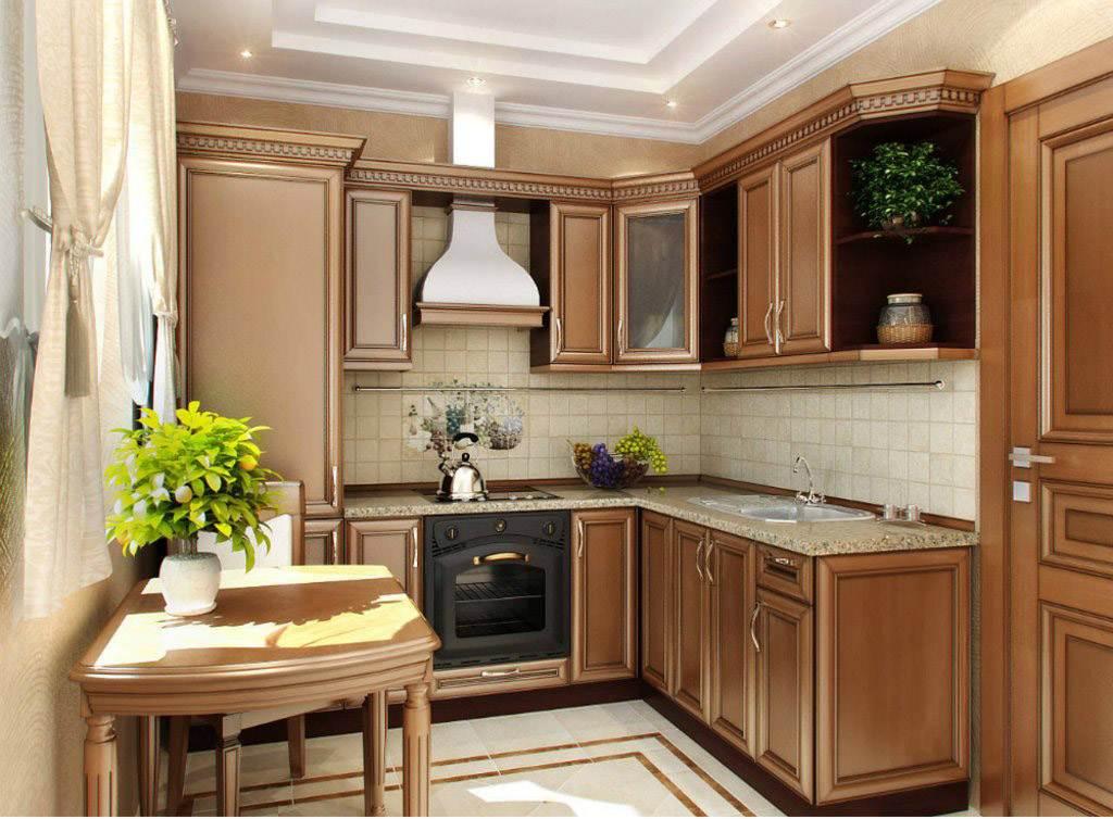 кухни леруа мерлен в интерьере