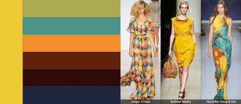 цветовые примеры