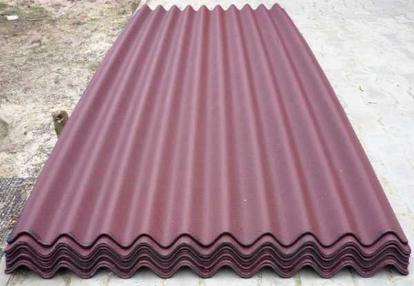 крыша из ондулина плюсы и минусы