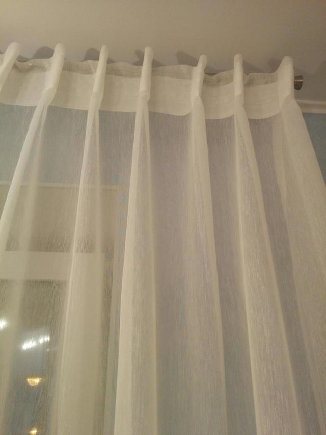 Как правильно выбрать и пришить шторную ленту к шторам