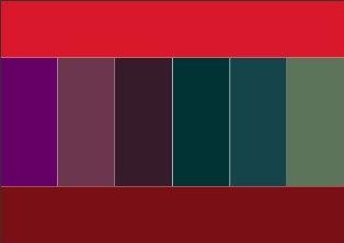фиалковый цвет