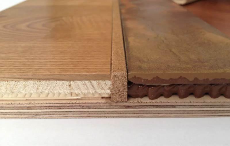 Как состыковать плитку и ламинат с порогом и без него – 5 решений