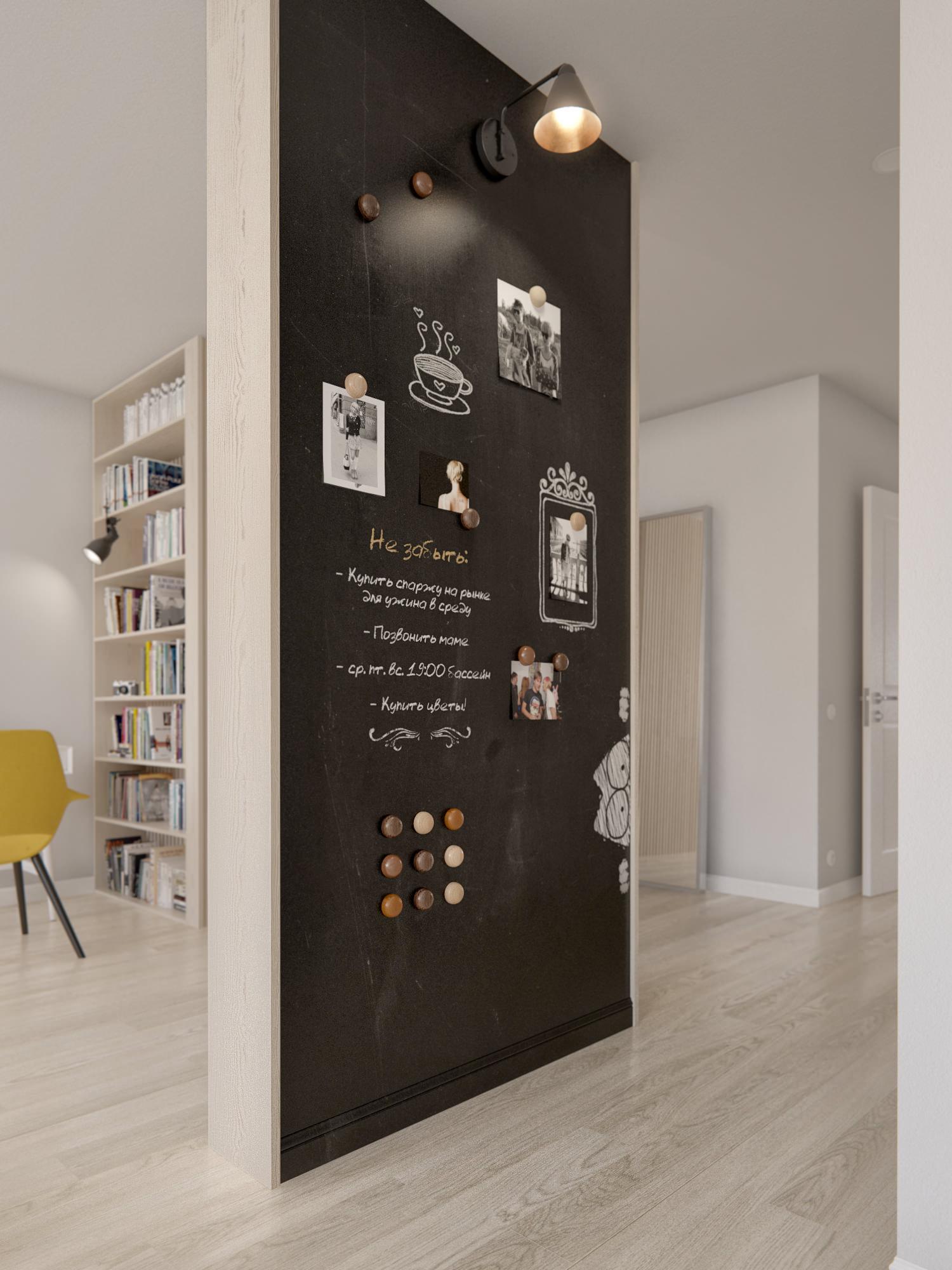 Краска графитовая для стен: где применяется магнитно-грифельная, меловая или грифельная краска в интерьере квартиры, как ее наносить