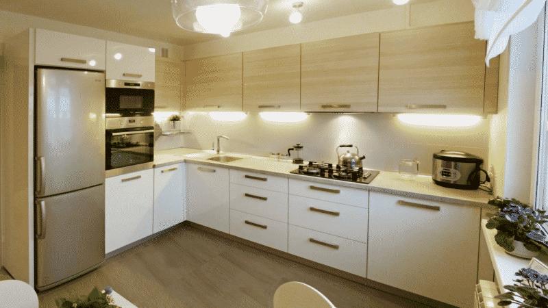 Эргономика на кухне и правильное планирование