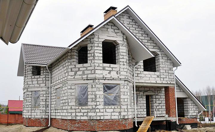 самый бюджетный дом для постоянного проживания