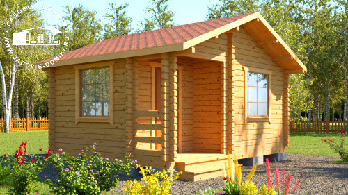 Строительство дачных домов и садовых домиков под ключ, проекты и цены
