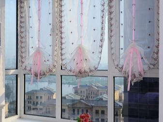 Как повесить тюль на балконе без карниза - клуб мастеров