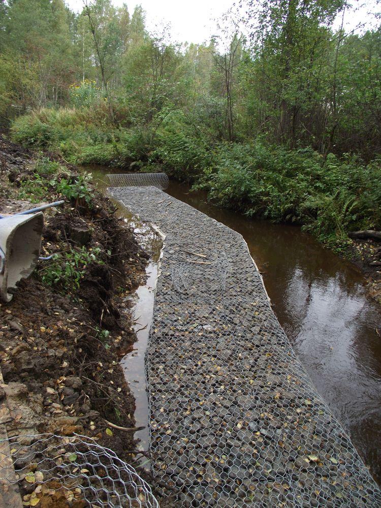 водоохранная зона реки