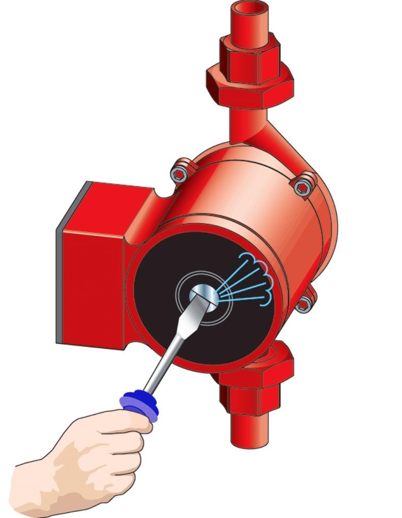 циркуляционный насос для отопления греется причины