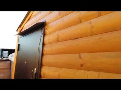 Дома обшитые блок-хаусом: фото панелей для наружных работ и фасадов отделанных блок-хаусом разных расцветок внешней отделки