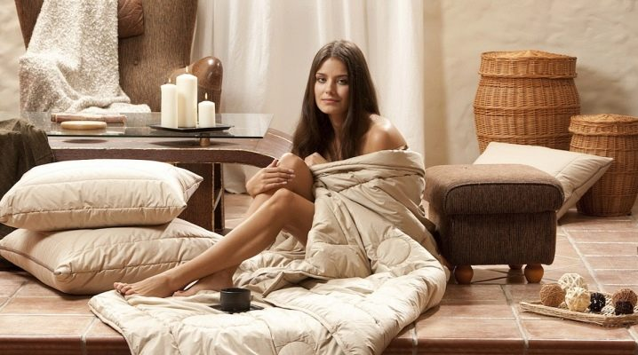 Какое одеяло выбрать: какой наполнитель лучше