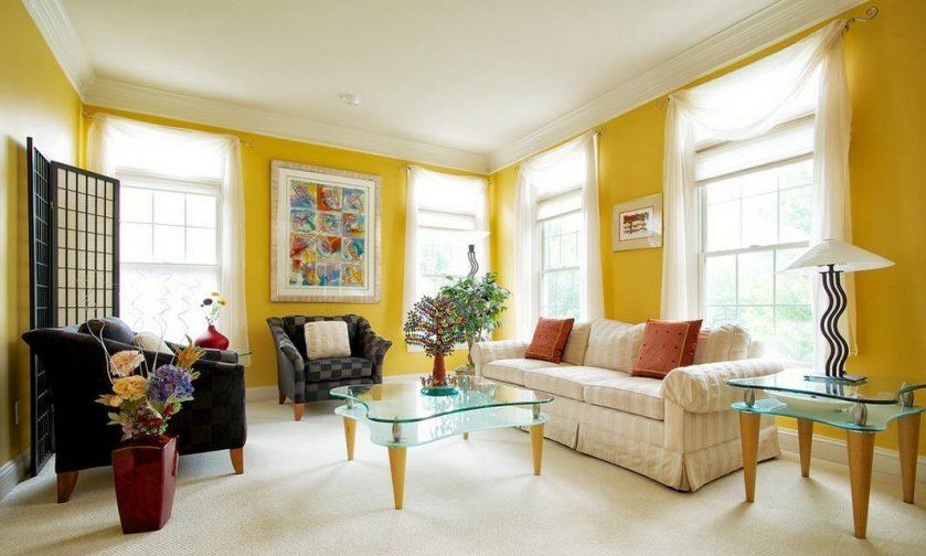 Использование зеленых штор на кухне, в гостиной, спальне и детской: фото в интерьере