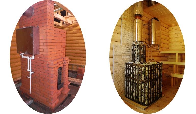 дровяные печи для отопления частного дома