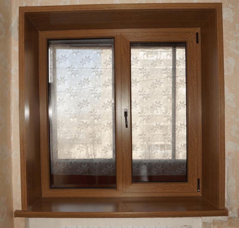 Чем отделать откосы для окон внутри: ремонт после установки пластиковых окон