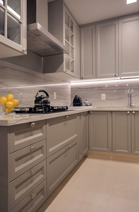 Дизайн угловой кухни: 100 фото-идей и 11 советов по обустройству