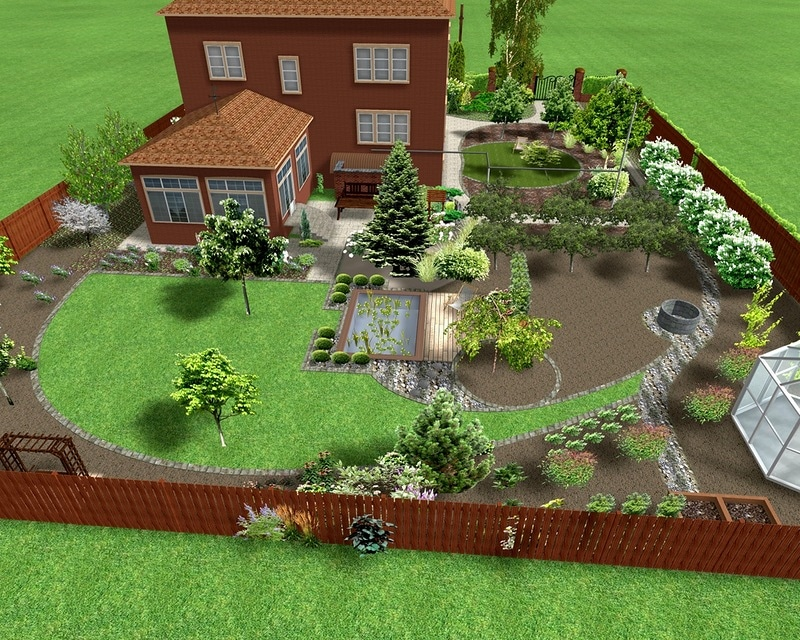 Выбор декоративных деревьев для посадки на вашем участке